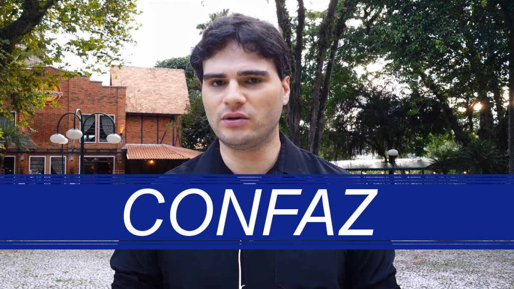 Reunião do Confaz