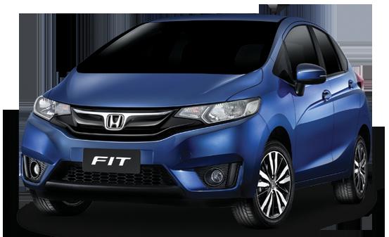 Honda Fit - Atualmente o mais vendido pelo Honda para a PcD