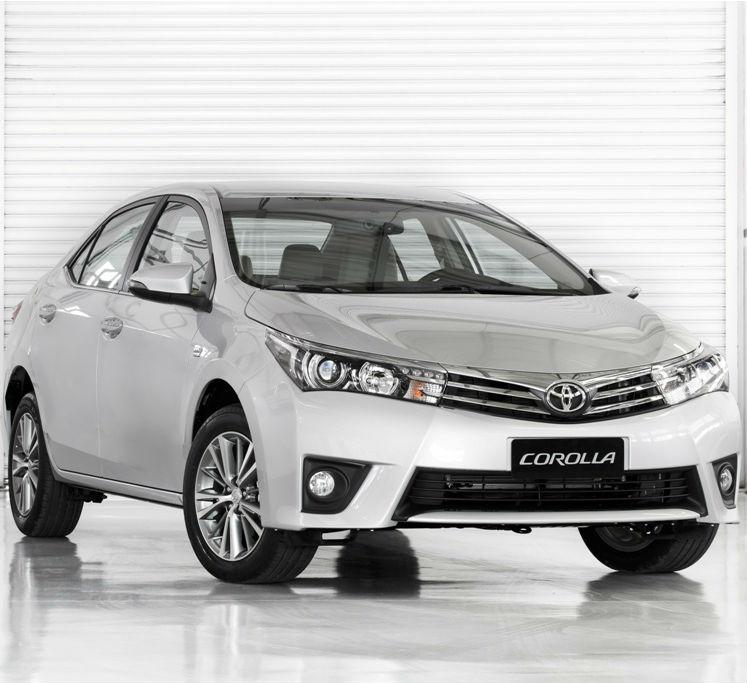 Toyota Corolla | O melhor Carro para a Pessoa com Deficiência em 2015