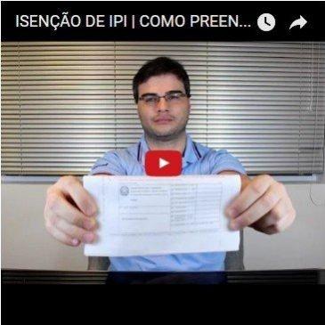 Isenção de IPI | Como Preencher a DARF