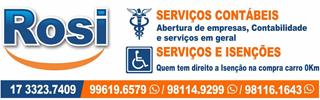 Rosi Serviços Contábeis - Barretos e Região