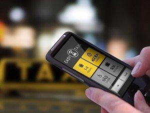 Cooperativas de táxi em crise