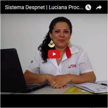 Sistema Despnet | Luciana Procópio | Ativa Isenções