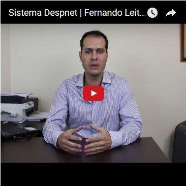 Sistema Despnet | Fernando Leitão | Care Isenções