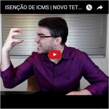 Isenção de ICMS | Novo Teto de R$ 114.000?