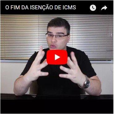 O Fim da Isenção de ICMS