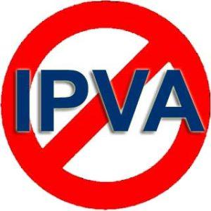 Isenção de IPVA é mantida na Justiça