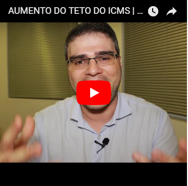 Aumento do Teto do ICMS