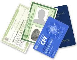 Validade de documentos pessoais