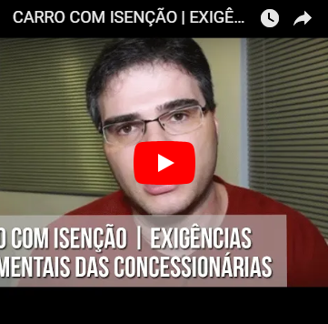 Exigências Documentais das Concessionárias