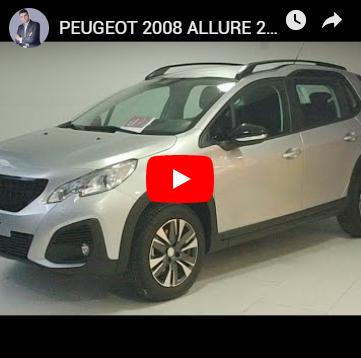 Dica Carro PCD | Peugeot 2008 Allure 2020