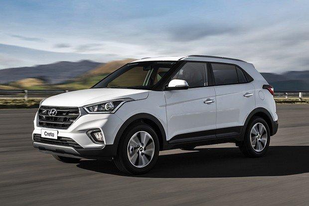 Hyundai Creta 2020 com R$ 15.328,00 de Desconto!