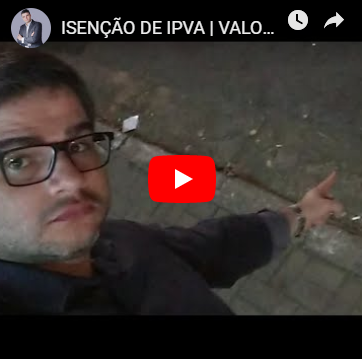 IPVA | Valor Venal X Tabela FIPE X Nota Fiscal