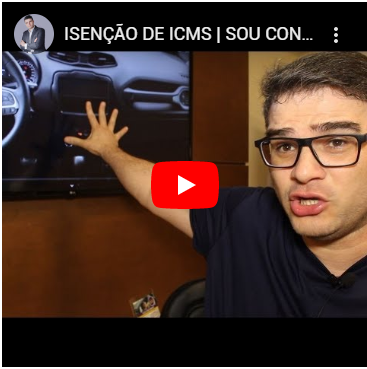 Isenção De ICMS | Sou Contra O Aumento Do Teto