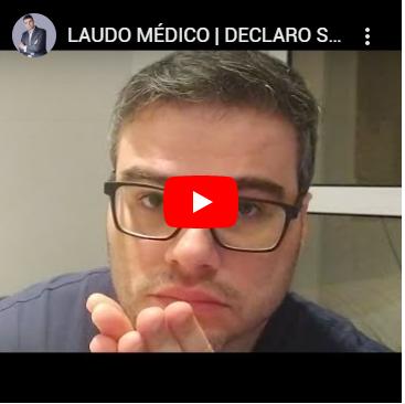 Laudo Médico | Declaro Sob As Penas Da Lei