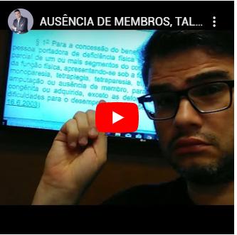 Carro PcD   Ausência de Membros,Talidomida… Dá Direito a Isenções?