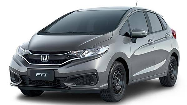 Carro PcD | Honda Fit Personal 2020