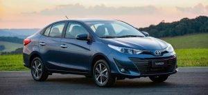 Carro PcD | Toyota YARIS Sedan XL PCD 2020