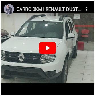 Carro 0km | Renault Duster 1.6 PcD 2020