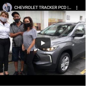Chevrolet Tracker PCD | Quem Disse que Não??? Olha Ele Aí…