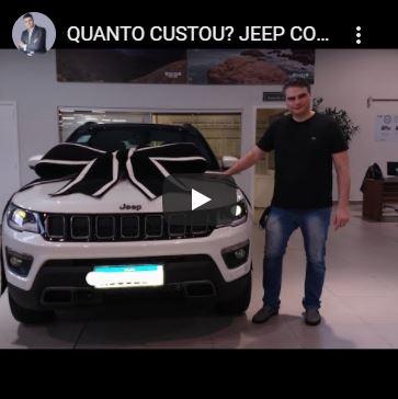 Quanto Custou? Jeep  Compass Série S PCD Zero!!!