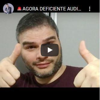 🚨 Agora Deficiente Auditivo tem Direito à Isenção!!! 🚨