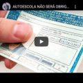 Autoescola Não Será Obrigatória para Conseguir a CNH… Veja!