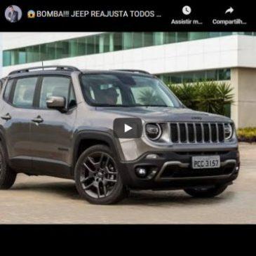 😱Bomba!!! Jeep Reajusta Todos os seus Preços!!!😱