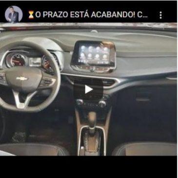 ⏳O Prazo está Acabando! Chevrolet Tracker PCD…⏳