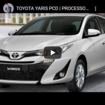 Toyota Yaris PCD | Processos Indeferidos!!!