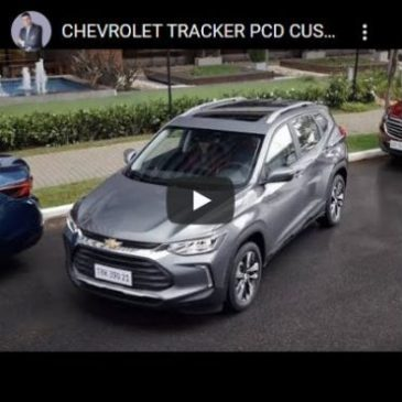 Chevrolet Tracker PCD Custará Mais Caro!