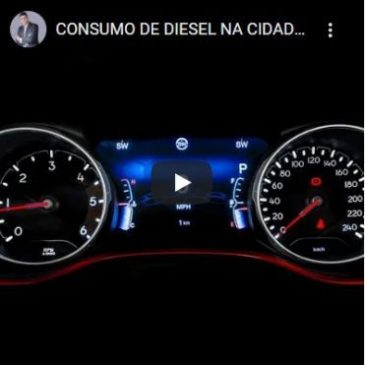 Consumo de Diesel na Cidade | Jeep Compass Série S
