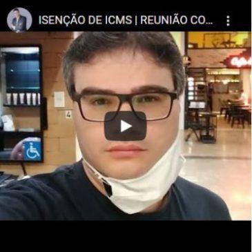 Isenção de ICMS | Reunião Confaz 29/10/20 (Quinta Agora!)