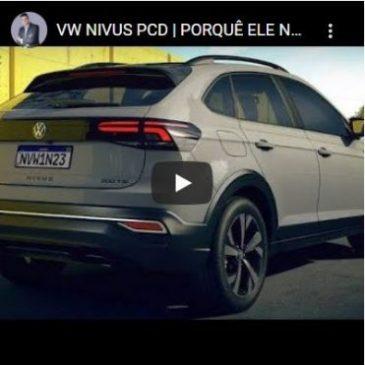 VW Nivus PCD | Porquê Ele Não Vale a Pena