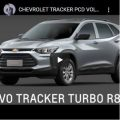 Chevrolet Tracker PCD Voltou!!!