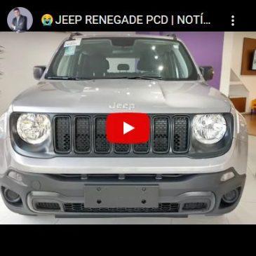 😭 Jeep Renegade PCD | Notícia de Cortar o Coração…😭