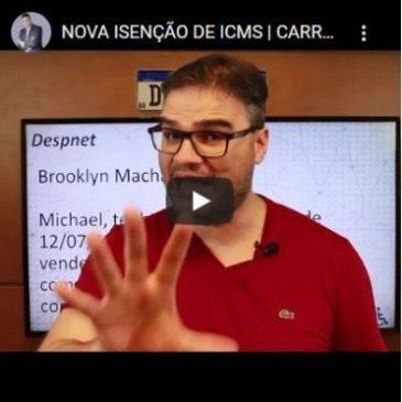 Nova Isenção do ICMS | Carro PCD Com NF de 2018…