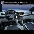 VW T-Cross PCD | Campeão de Reclamações no Procon…