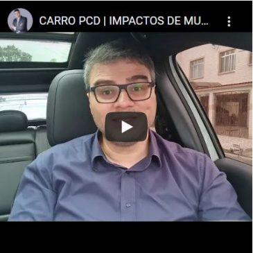 Carro PCD | Impactos de Mudanças nos Casos de Hérnia de Disco