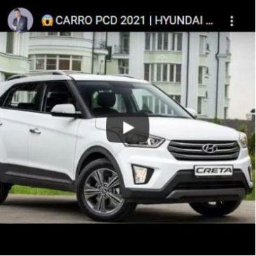 Hyundai Creta Attitude Suspenso Para o Público PCD