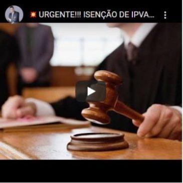 Isenção de IPVA é Mantida em Todo o Estado de São Paulo