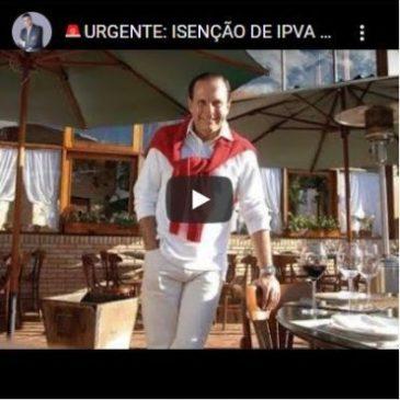 Justiça Nega Suspensão das Novas Regras para Isenção de IPVA em SP