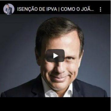 MP Pede Suspensão das Novas Regras Para Isenção de IPVA em SP